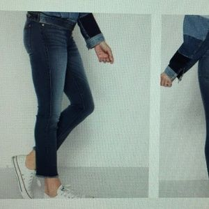 Brand New 7 For All Mankind Roxanne Ankle
